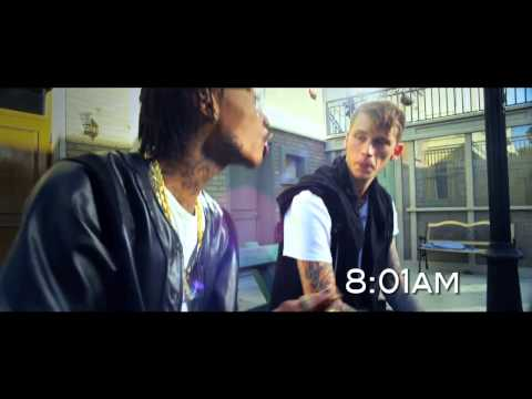 Machine Gun Kelly   Mind of a Stoner ft  Wiz Khalifa OFFICIAL MUSIC VIDEO