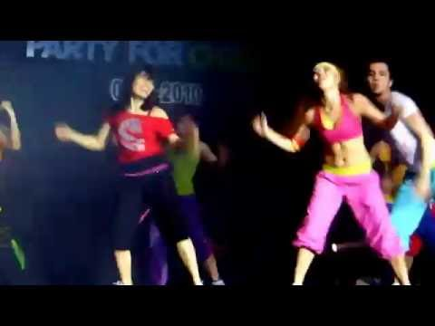 ZUMBA FITNESS (De Ra Go) PARTY FOR CHARITY (PT.4) 2010 (MALAYSIA)