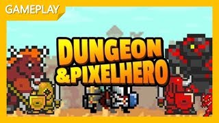 Pixel Dungeon n Hero - Retro RPG