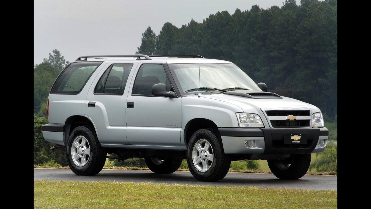 c48c336d81 Chevrolet Blazer 2008 Advantage - Comercial - BlogAuto - YouTube