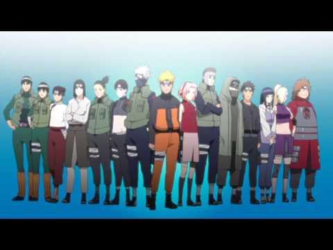 Naruto Shippuden OP 5 Sha La La V2