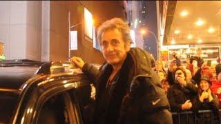 Al Pacino excites fans on Broadway  (part 3)