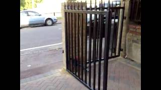 Interior Metal Gate Design Kearny Nj. (800)576-5919
