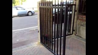 Interior Metal Gate Design Kearny Nj. (800)576-5919