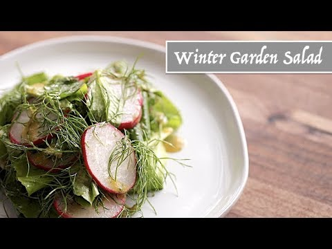 Winter Garden Salad (Harvest Series #3)