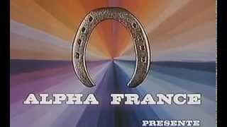 VHS Companies From the 80's #190 ALPHA FRANCE