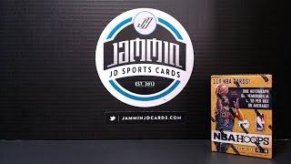2015/16 NBA Hoops Basketball Retail Blaster Box Break