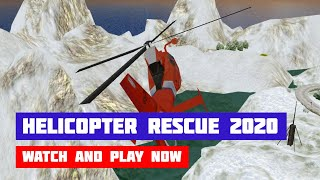 Helicopter Rescue Operation 2020 · Game · Gameplay