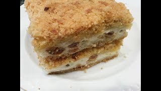 "Безумно вкусная ""КОРОЛЕВСКАЯ ВАТРУШКА"".Творожный пирог.Cheesecake.cottage cheese pie."
