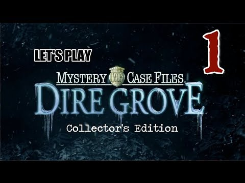 Mystery Case Files 6: Dire Grove CE [01] W/YourGibs - Chapter 1: ARRIVE AT CREEPY INN - Part 1