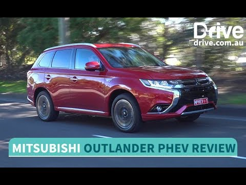 Mitsubishi Outlander PHEV Exceed She Says, He Says Review   Drive.com.au