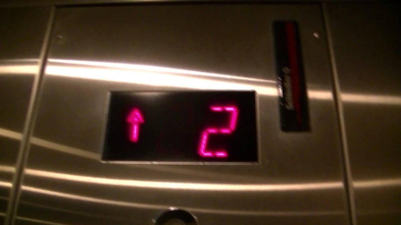 Schindler Hydraulic Elevator At Lord Taylor Westfield Garden State Plaza Paramus Nj Youtube