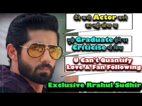 Download Exclusive Interview With Rrahul Sudhir | Ishq Mein Marjawan 2 | Part 1