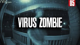 Los Ciervos Zombie. El primer humano infectado con el Virus y el plan gobierno de EUA | Click 05