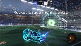 Rocket league montage #22