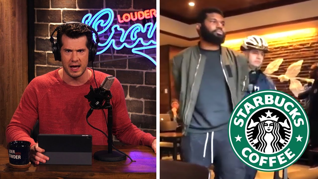 """The """"Systemic Racism"""" HOAX: Starbucks Is the Latest Casualty… 