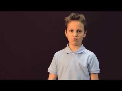 Ребенок читает стихи - Маршак | Отец Сергий
