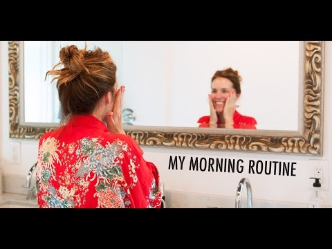 My Morning Routine - Working Mother