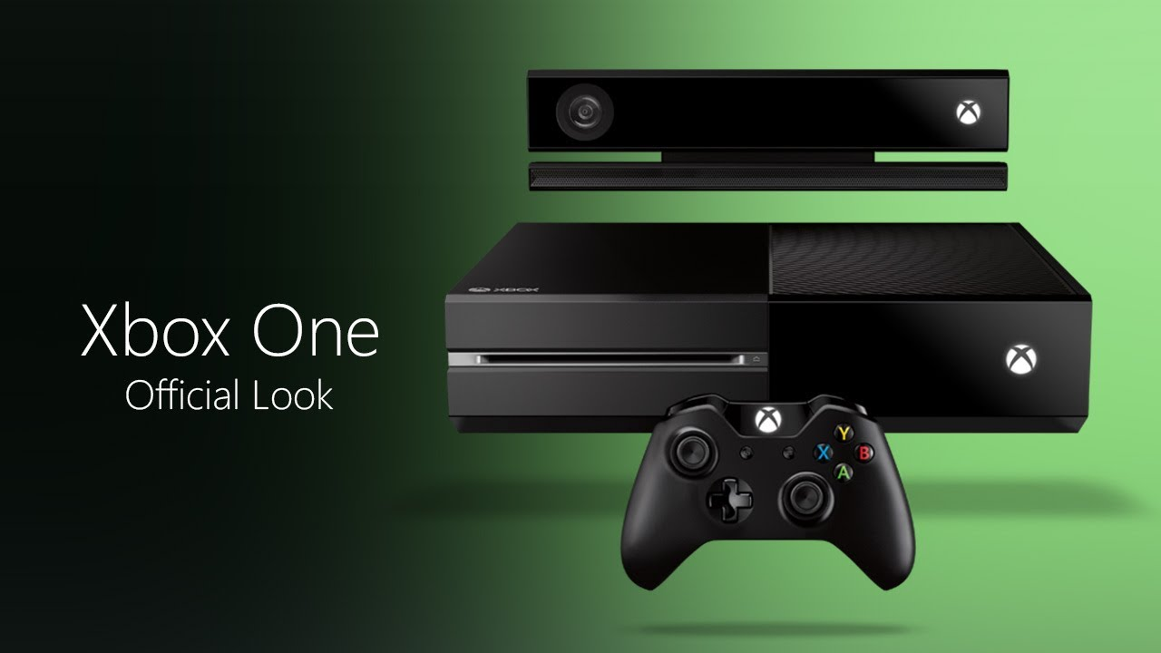 Xbox One - Official Reveal
