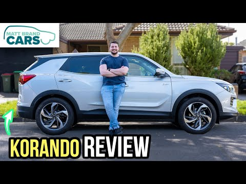SsangYong Korando 2020 Review (Ultimate) // Far better than you think.