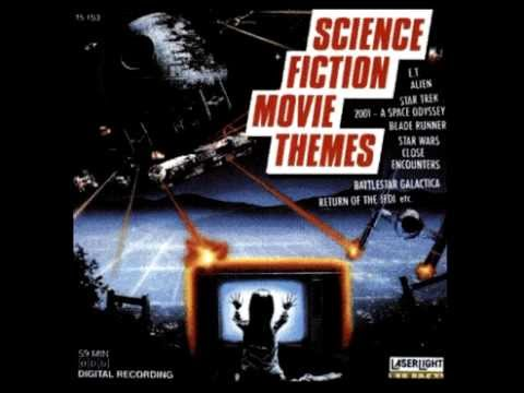 Science Fiction Movie Themes - Cosmic Wind