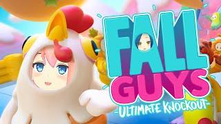 知能指数が低下するゲーム【Fall Guys】