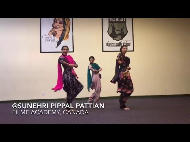 Maqabla - Ninja | Sunehri Pippal Pattian Gidha