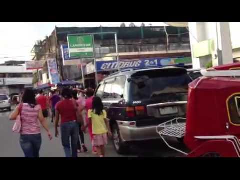 Ligao Market at Bicol