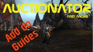 WoW Addon Guide Auctionator [GERMAN] [DEUTSCH]