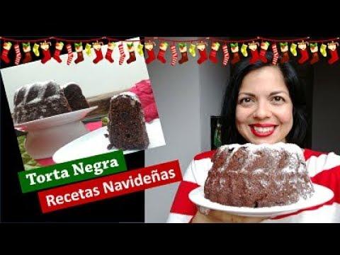 Deliciosa Torta Negra Venezolana │ Receta fácil