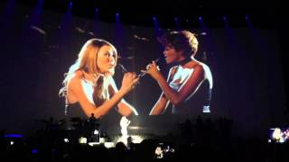 Mariah Carey - Live in Amsterdam 2016 When You Believe
