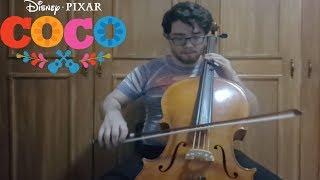 Coco - Remember Me (Lullaby) Cello Solo