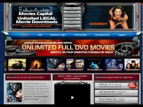 How to download free movies  100% LEGAL METHOD  $1.66mo movie downloads