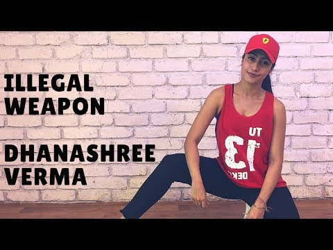 ILLEGAL WEAPON | JASMINE SANDLAS | GARRY...