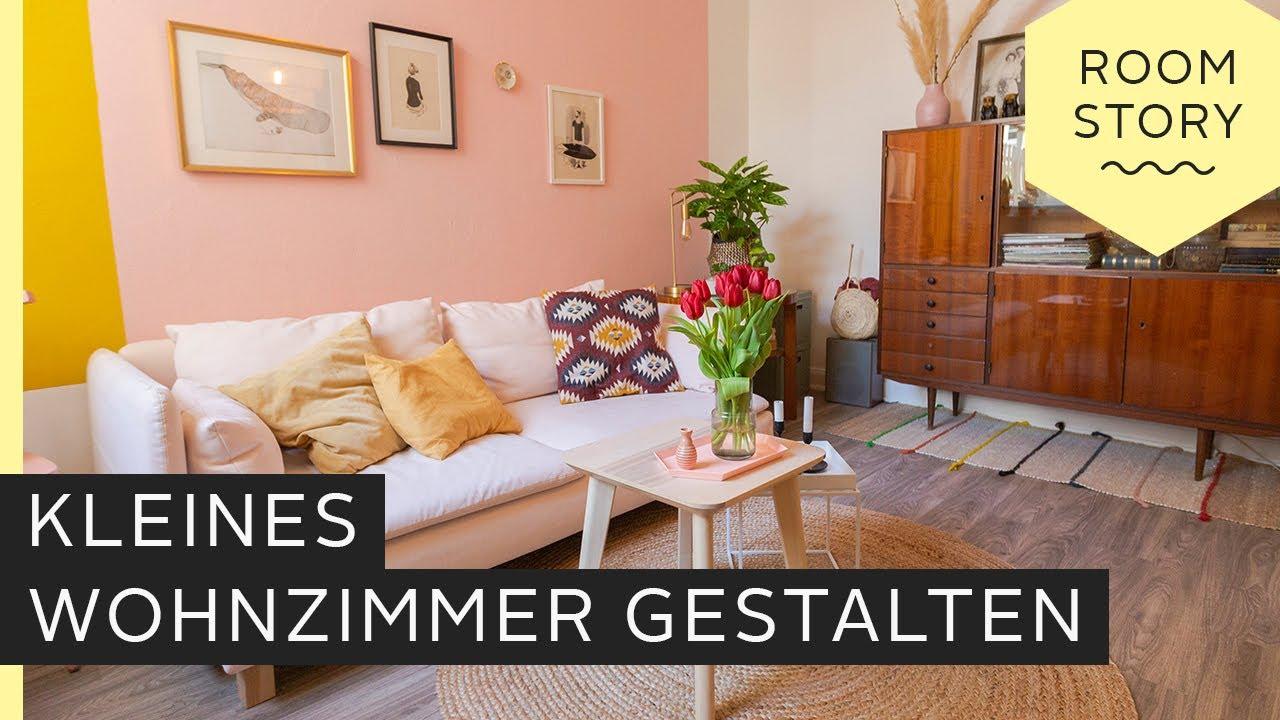 Kleines Wohnzimmer einrichten » Tipps und Ideen  OTTO