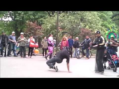 Break Dancing Stars @ Dance Parade 2016 in NYC's Tompkin's Square Park