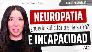 Neuropatía viviendo severada con