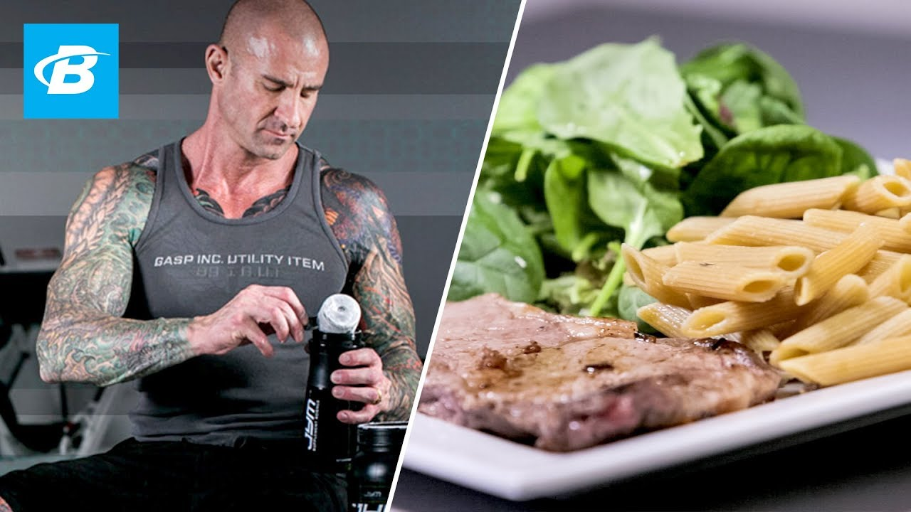 9 Nutrition Rules For Building Muscle Jim Stoppani S Shortcut To Strength Youtube