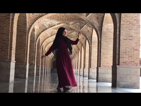 TEBRİZ, İran  🇮🇷   Elif Kübra Genç
