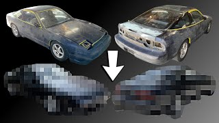 Junk 240sx Transformation/Restoration! DIY  /S02E44