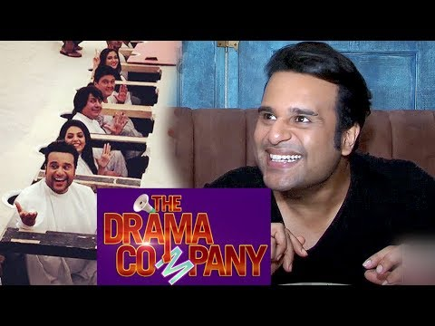 The Drama Company Episode - Krishna Abhishek EXCLUSIVE Interview