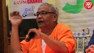 "Director Soxy Topacio gives background on history of ""Juan Tamad"" tag among Filipinos"