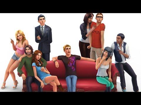 Sims 4 Real World: Joystiq Episode 1 - Stop being polite