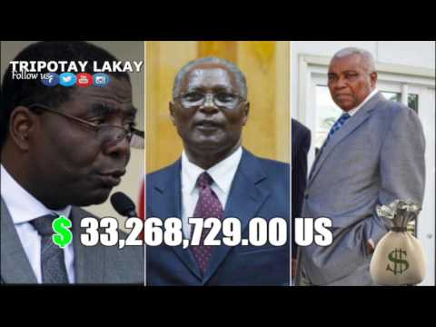 HAITI: Privert / Enex pran $33,268,729 US nan lajan petrocaribe ? Boukante Lapawol
