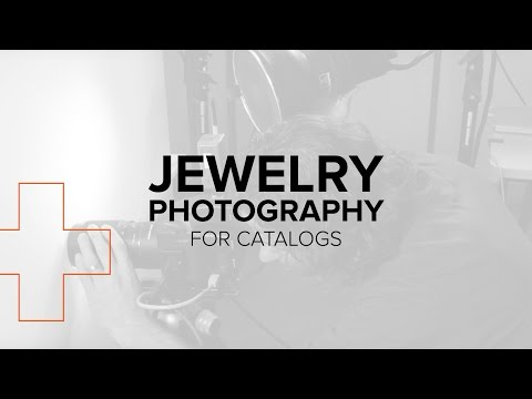 Jewelry Photography - Lighting And Focus Stacking