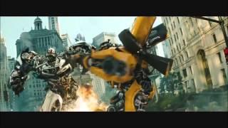 Transformers Tribute - Superhero (Music Video)