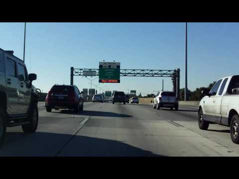 Interstate 95 - Florida (Exits 16 to 8) southbound (Local Lanes)