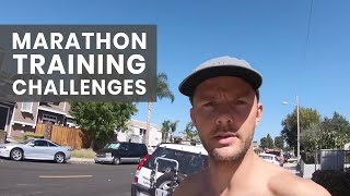 Running Diary about Marathon Training Challenges and Cross Training