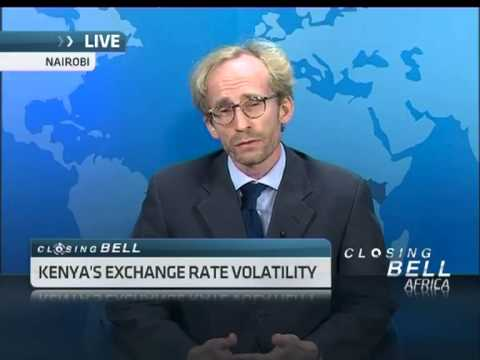 Kenya's Exchange Rate Volatile