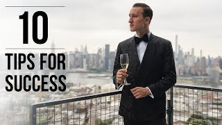10 Simple Ways to be More Successful in Life